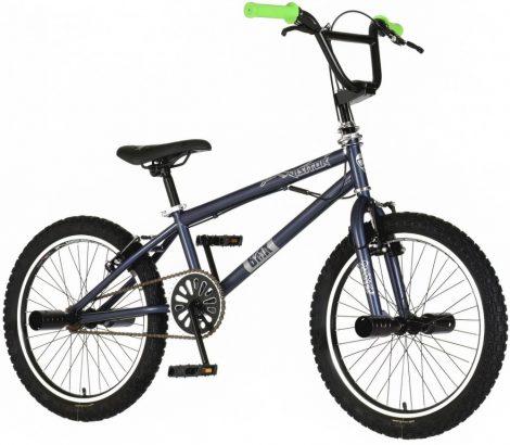 Visitor BMX 20 gyerek kerékpár lila-zöld