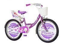 KPC Pony 20 pónis gyerek kerékpár lila