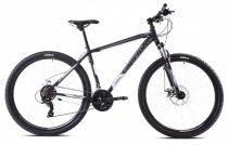 "Capriolo Oxigen 29er kerékpár 19"" Fekete-Fehér-Szürke 2020"