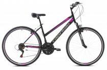 "Capriolo Sunrise Lady női crosstrekking kerékpár 17"" Fekete"