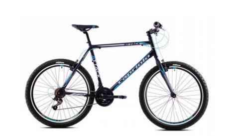 """Capriolo Attack Man 26"""" férfi MTB kerékpár 22"""" Fekete"""
