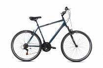 "Capriolo Sunrise Man férfi crosstrekking kerékpár 22"" Grafit 2021"